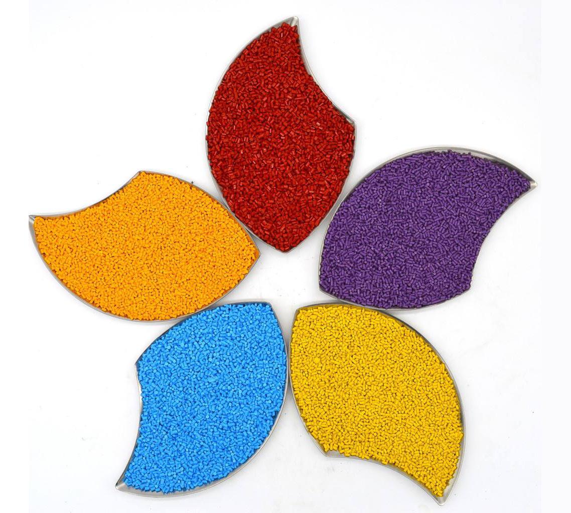 聚乙烯蜡乳液在色母粒中应用